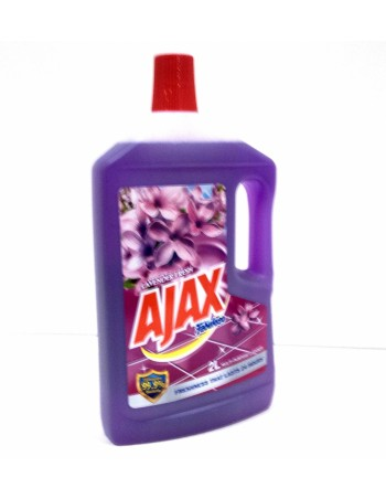 Ajax Floor Cleaner Lavender