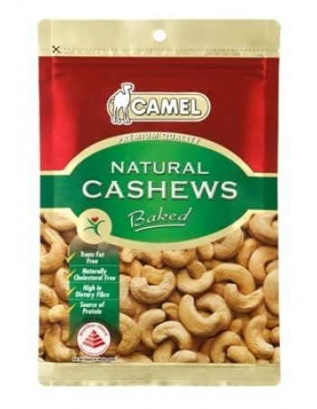 Camel Natural Cashews Baked (150g)