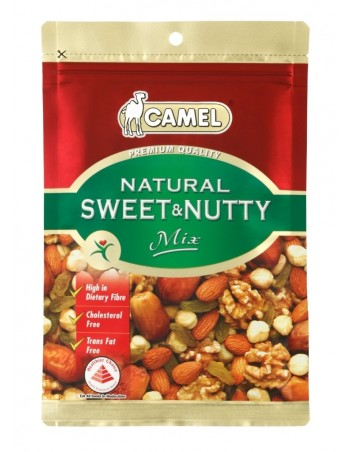Camel Natural Sweet & Nutty Mix 150g