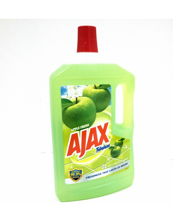 Ajax Floor Cleaner Apple