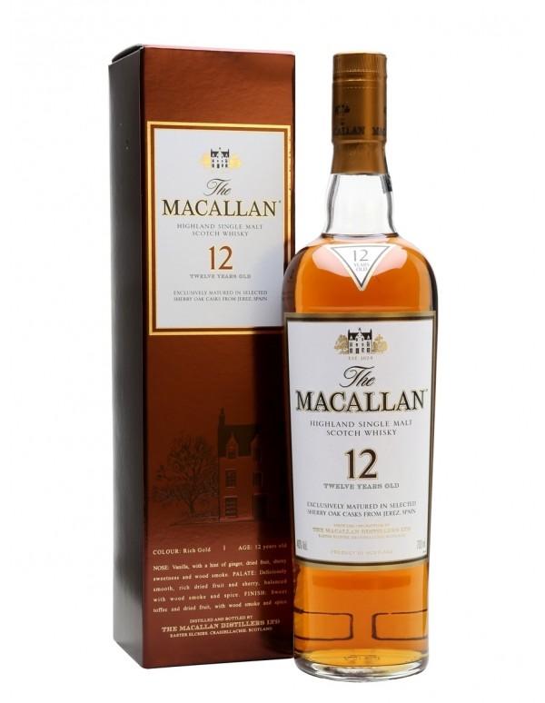 Macallan 12yr