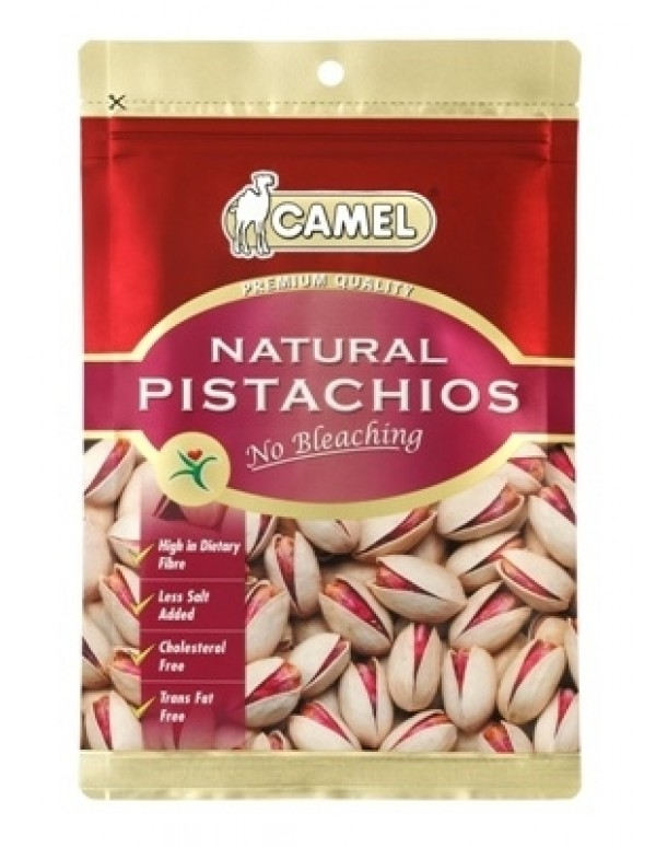 Camel Natural Pistachios (150g)