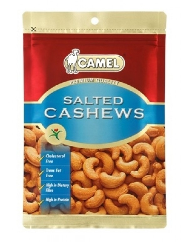 Camel Salted Cashews (150g)