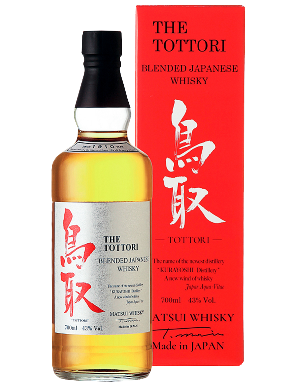 THE TOTTORI WHISKEY
